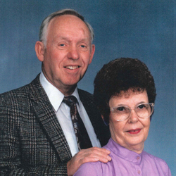 Bob and Eileen O'Keefe